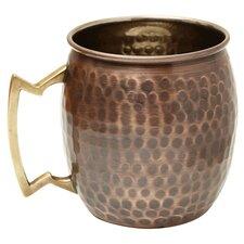 Antique Hammered 16 Oz. Moscow Mule Mug (Set of 4)