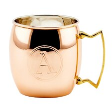 Moscow Mule Solid Copper 16 Oz. Mug (Set of 4)