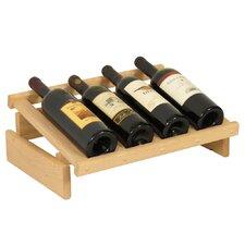 Dakota 4 Bottle Wine Rack