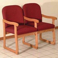 Prairie Two Seat Guest Chair
