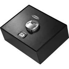 Top Open Biometric Lock Safe
