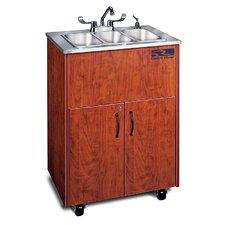 Ozark River Portable Sinks Silver Premier 3