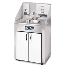 "Elite 26"" x 18"" Single Pro 1 Hand-Wash Sink"