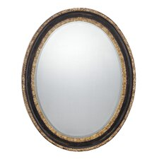 "35.5"" H x 28"" D Oval Mirror"
