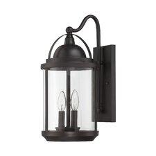 Drayton 2 Light Wall Lantern