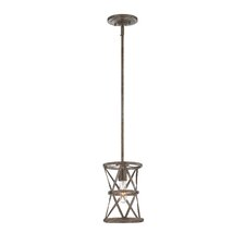 Rail 1 Light Mini Pendant