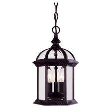 Kensington 3 Light Outdoor Hanging Lantern