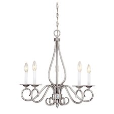 Polar 5 Light Chandelier