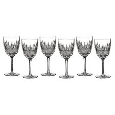 Lismore Diamond Iced Beverage Glass (Set of 6)