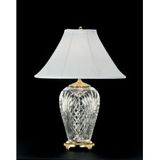 "Kilkenny 29"" H Table Lamp with Bell Shade"