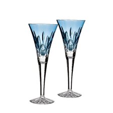 Lismore Toasting Flute Glass (Set of 2)