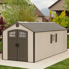 8 Ft. W x 20 Ft. D Storage Shed