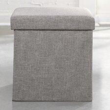 Soft Modern Storage Ottoman
