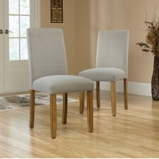 Cannery Bridge Parsons Chair (Set of 2)
