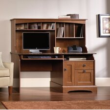 Graham Hill Computer Desk with Hutch