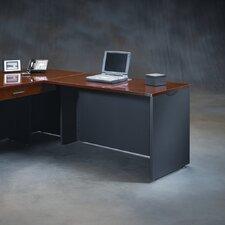 "Via 29.75"" H x 47.875"" W Reversible Desk Return"
