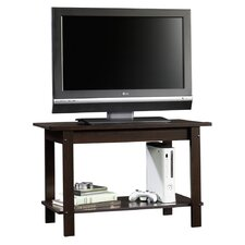 Beginnings TV Stand with Open Shelving