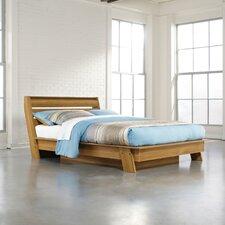 Soft Modern Queen Panel Customizable Bedroom Set