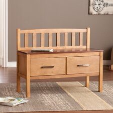 Brielle Storage Entryway Bench