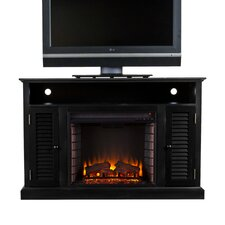 Carron TV Stand with Electric Fireplace