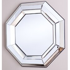 Arleta Octagonal Decorative Wall Mirror