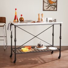 Mokena Kitchen Island