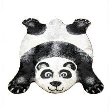 Panda Black Outdoor Area Rug
