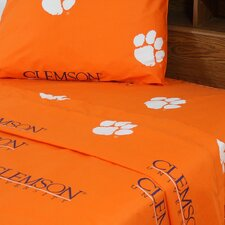 NCAA Clemson Sheet Set