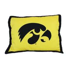 NCAA Iowa Pillow Sham