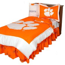 NCAA Clemson Bedding Collection