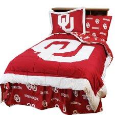 NCAA Oklahoma Bedding Collection