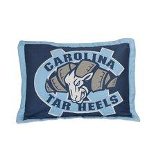 NCAA North Carolina Pillow Sham