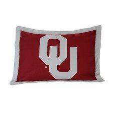NCAA Oklahoma Pillow Sham