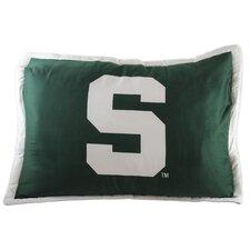 NCAA Michigan State Pillow Sham