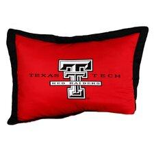 NCAA Texas Tech Pillow Sham