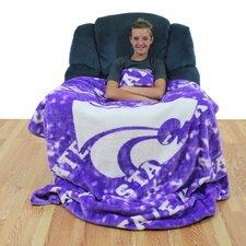 NCAA Kansas State Throw Blanket