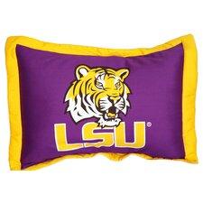 NCAA LSU Pillow Sham