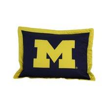 NCAA Michigan Pillow Sham