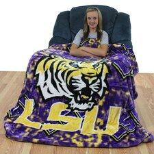 NCAA LSU Throw Blanket