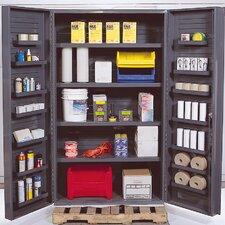 "78"" H x 48"" W x 24"" D Wide Welded Storage Cabinet"