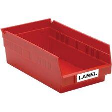 Economy Shelf Bin Labels for QSB106 (Set of 50)