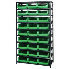 Shelf Giant Open Hopper Magnum Storage Unit (Complete Package)