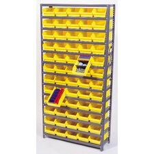 Economy Shelf Storage Units with Bins