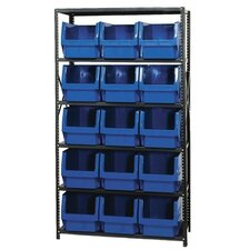 Six Shelves for Small Giant Open Hopper Magnum Storage Unit