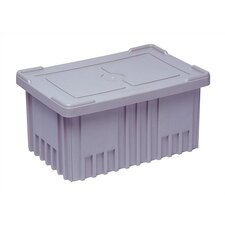 """Dividable Grid Storage Container Cover (17 1/2"""") (Set of 3)"""