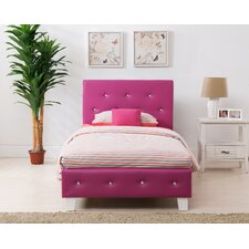 Kelsey Panel Bed