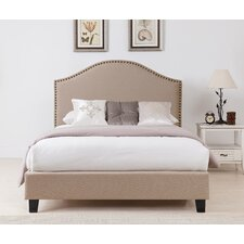 Beverley Upholstered Panel Bed