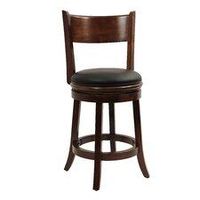 "Palmetto 29"" Swivel Bar Stool with Cushion"
