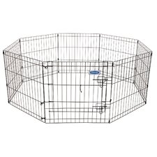 Exercise 8 Panel Pet Pen