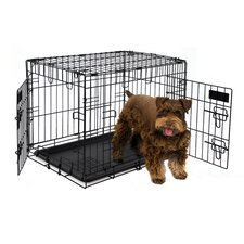 2 Door Training Retreat Wire Yard Kennel